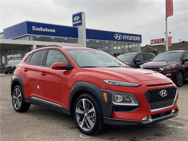 2020 Hyundai Kona 1.6T Ultimate w/Orange Colour Pack (Stk: 40224) in Saskatoon - Image 1 of 15