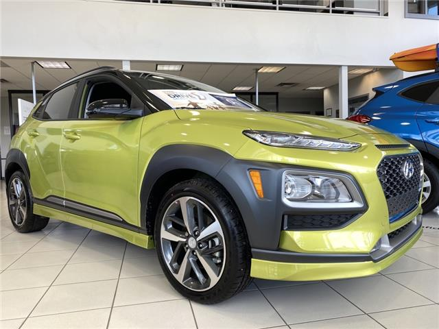 2020 Hyundai Kona 1.6T Trend w/Two-Tone Roof (Stk: 40150) in Saskatoon - Image 1 of 18