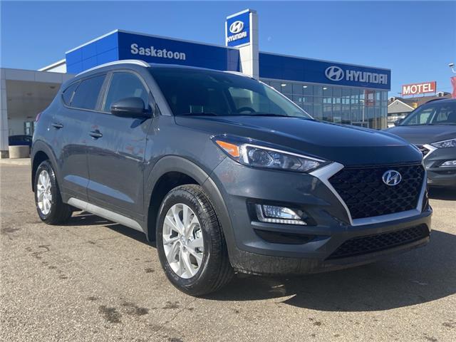 2020 Hyundai Tucson Preferred w/Sun & Leather Package (Stk: 40115) in Saskatoon - Image 1 of 14