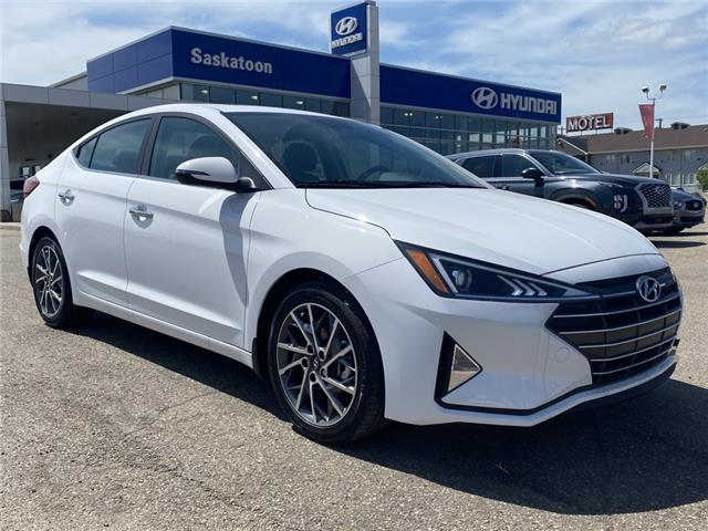 2020 Hyundai Elantra Luxury (Stk: 40403) in Saskatoon - Image 1 of 15