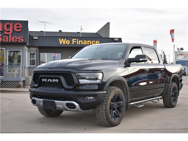 2019 RAM 1500 Rebel (Stk: p36373) in Saskatoon - Image 1 of 29
