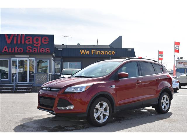 2015 Ford Escape SE 1FMCU9GX8FUC70339 P36197 in Saskatoon