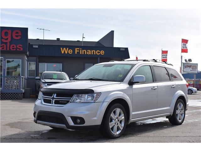 2011 Dodge Journey R/T (Stk: P36155) in Saskatoon - Image 1 of 24