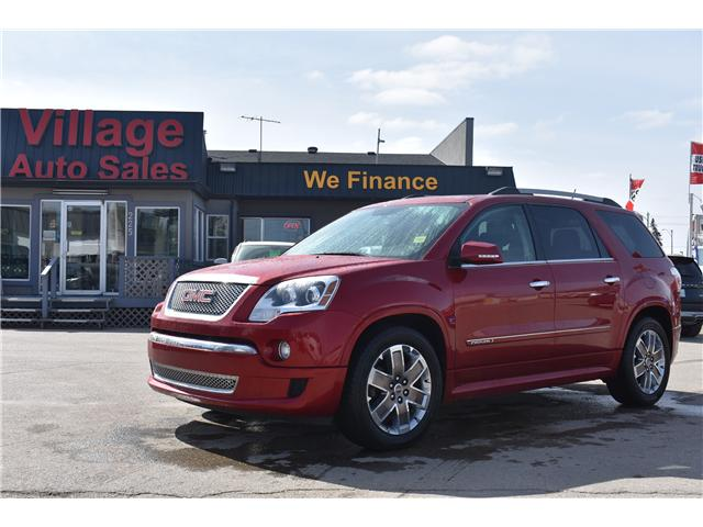 2012 GMC Acadia Denali 1GKKVTED3CJ212658 P36312 in Saskatoon