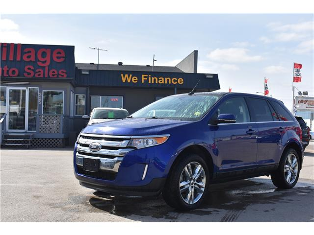 2014 Ford Edge Limited (Stk: p36362) in Saskatoon - Image 1 of 22