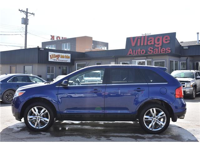 2014 Ford Edge Limited (Stk: p36362) in Saskatoon - Image 9 of 22