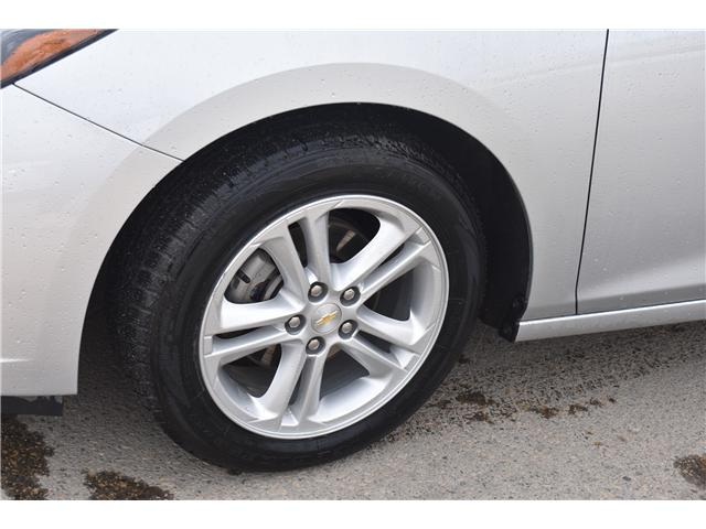 2017 Chevrolet Cruze  (Stk: P36378) in Saskatoon - Image 10 of 27