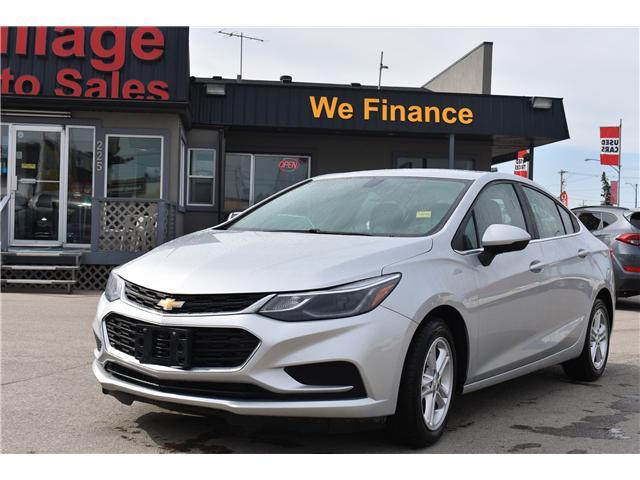 2017 Chevrolet Cruze  (Stk: P36378) in Saskatoon - Image 1 of 27