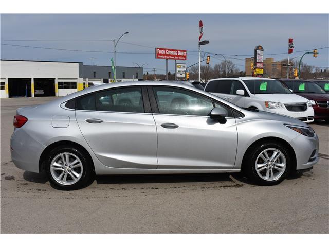2017 Chevrolet Cruze  (Stk: P36378) in Saskatoon - Image 5 of 27