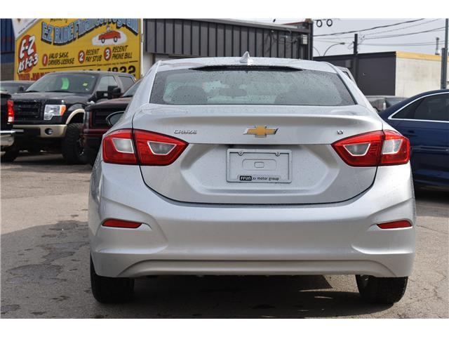2017 Chevrolet Cruze  (Stk: P36378) in Saskatoon - Image 7 of 27
