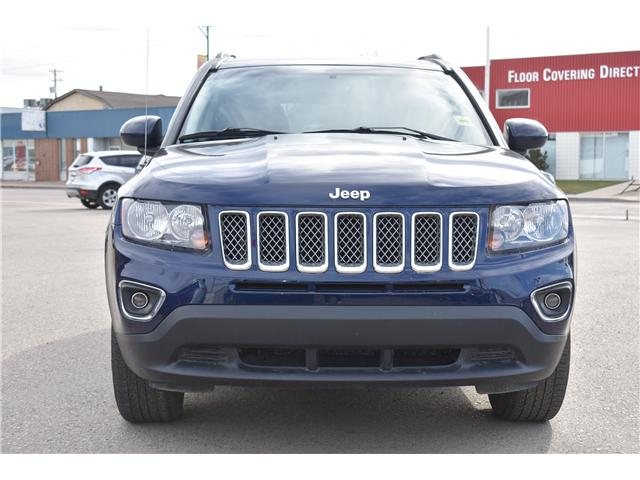 2016 Jeep Compass Sport/North (Stk: p36599) in Saskatoon - Image 3 of 23