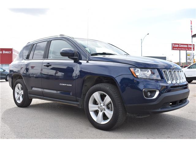 2016 Jeep Compass Sport/North (Stk: p36599) in Saskatoon - Image 4 of 23