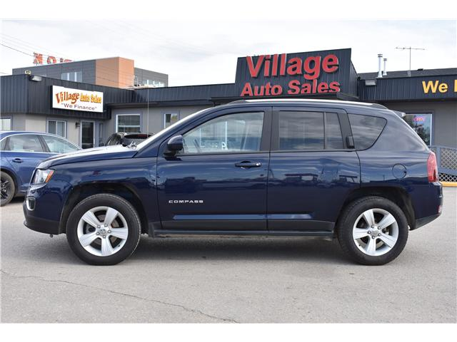 2016 Jeep Compass Sport/North (Stk: p36599) in Saskatoon - Image 10 of 23