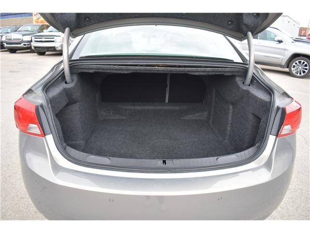 2018 Chevrolet Impala 1LT (Stk: p36602) in Saskatoon - Image 8 of 25