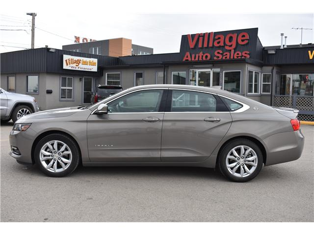 2018 Chevrolet Impala 1LT (Stk: p36602) in Saskatoon - Image 10 of 25