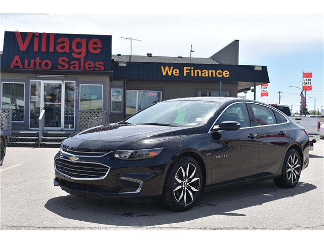 2018 Chevrolet Malibu LT 1g1zd5st8jf159534 p36412c in Saskatoon