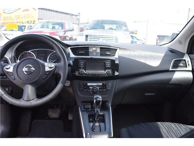 2018 Nissan Sentra 1.8 SV (Stk: p36576c) in Saskatoon - Image 12 of 23
