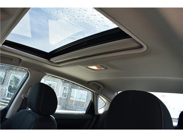 2018 Nissan Sentra 1.8 SV (Stk: p36576c) in Saskatoon - Image 11 of 23