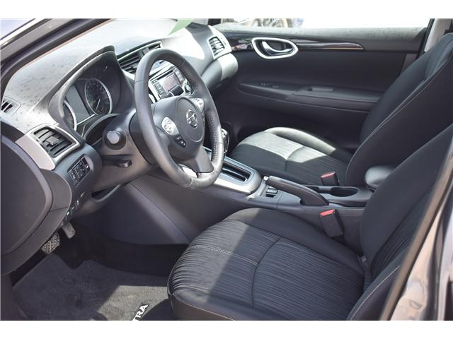 2018 Nissan Sentra 1.8 SV (Stk: p36576c) in Saskatoon - Image 10 of 23
