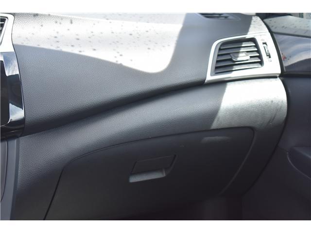 2018 Nissan Sentra 1.8 SV (Stk: p36576c) in Saskatoon - Image 19 of 23