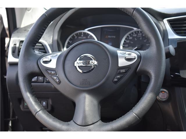 2018 Nissan Sentra 1.8 SV (Stk: p36576c) in Saskatoon - Image 13 of 23