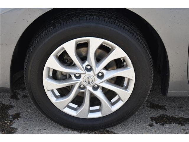2018 Nissan Sentra 1.8 SV (Stk: p36576c) in Saskatoon - Image 23 of 23