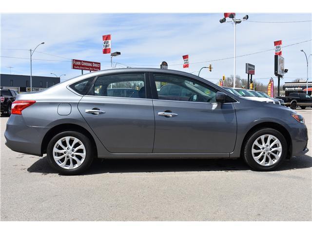 2018 Nissan Sentra 1.8 SV (Stk: p36576c) in Saskatoon - Image 5 of 23