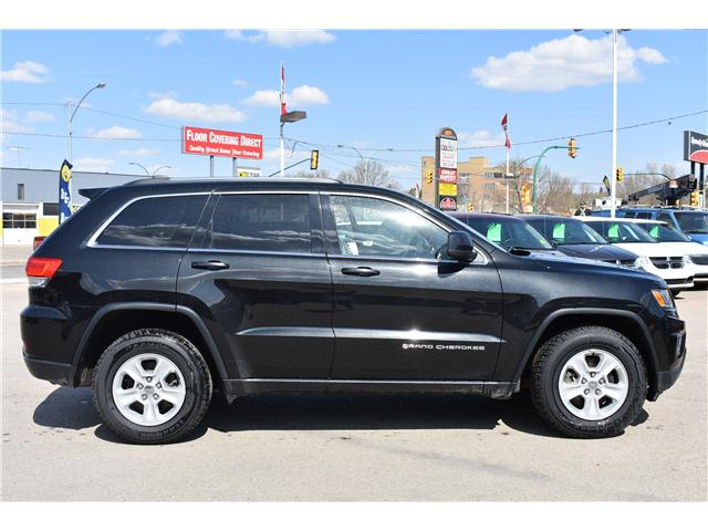 2015 Jeep Grand Cherokee Laredo (Stk: p36597) in Saskatoon - Image 4 of 22