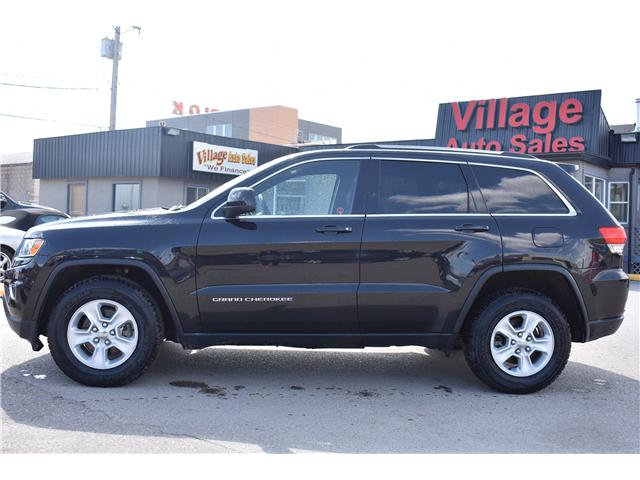 2015 Jeep Grand Cherokee Laredo (Stk: p36597) in Saskatoon - Image 9 of 22