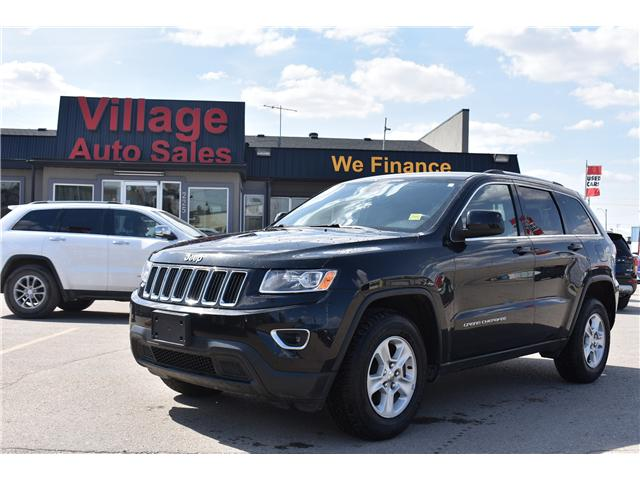 2015 Jeep Grand Cherokee Laredo (Stk: p36597) in Saskatoon - Image 1 of 22