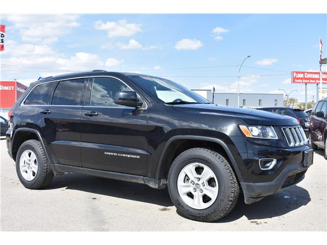 2015 Jeep Grand Cherokee Laredo (Stk: p36597) in Saskatoon - Image 3 of 22