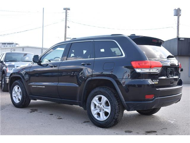2015 Jeep Grand Cherokee Laredo (Stk: p36597) in Saskatoon - Image 8 of 22