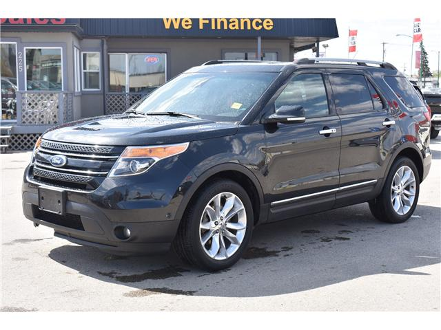 2015 Ford Explorer Limited (Stk: p36454) in Saskatoon - Image 2 of 28