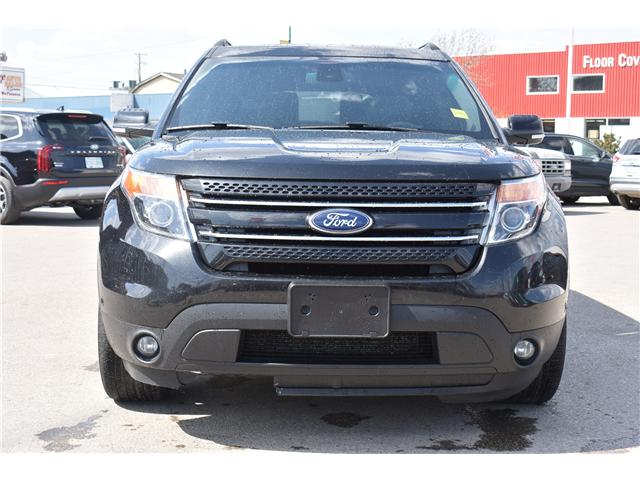 2015 Ford Explorer Limited (Stk: p36454) in Saskatoon - Image 3 of 28