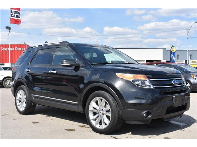 2015 Ford Explorer Limited (Stk: p36454) in Saskatoon - Image 4 of 28