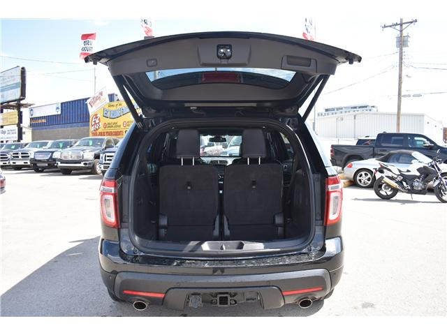 2015 Ford Explorer Limited (Stk: p36454) in Saskatoon - Image 8 of 28