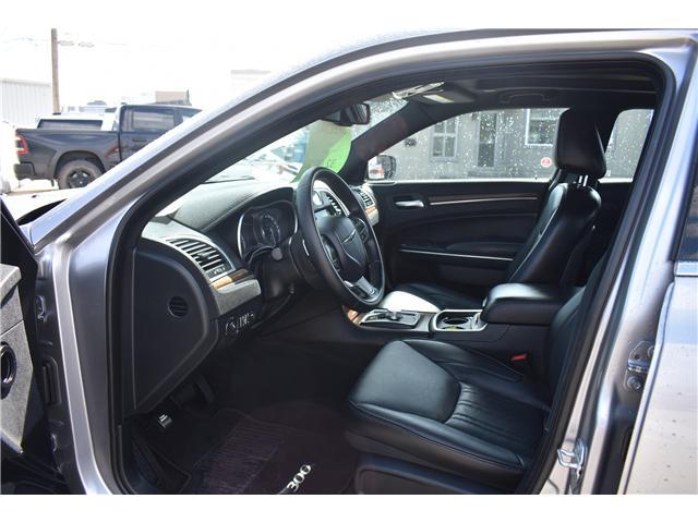 2017 Chrysler 300 C Platinum (Stk: p36607) in Saskatoon - Image 12 of 27