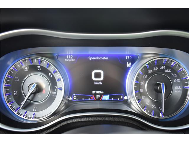 2017 Chrysler 300 C Platinum (Stk: p36607) in Saskatoon - Image 15 of 27