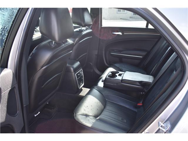 2017 Chrysler 300 C Platinum (Stk: p36607) in Saskatoon - Image 26 of 27