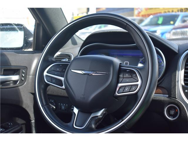 2017 Chrysler 300 C Platinum (Stk: p36607) in Saskatoon - Image 14 of 27