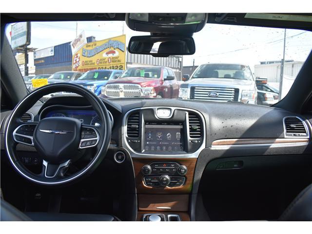2017 Chrysler 300 C Platinum (Stk: p36607) in Saskatoon - Image 13 of 27