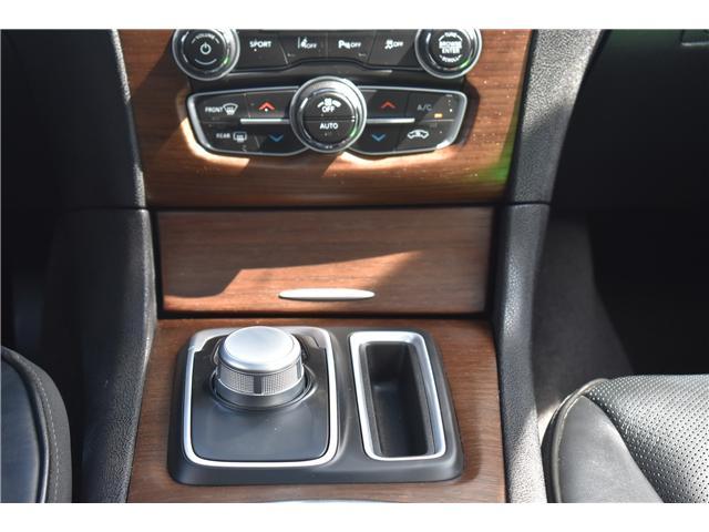 2017 Chrysler 300 C Platinum (Stk: p36607) in Saskatoon - Image 17 of 27