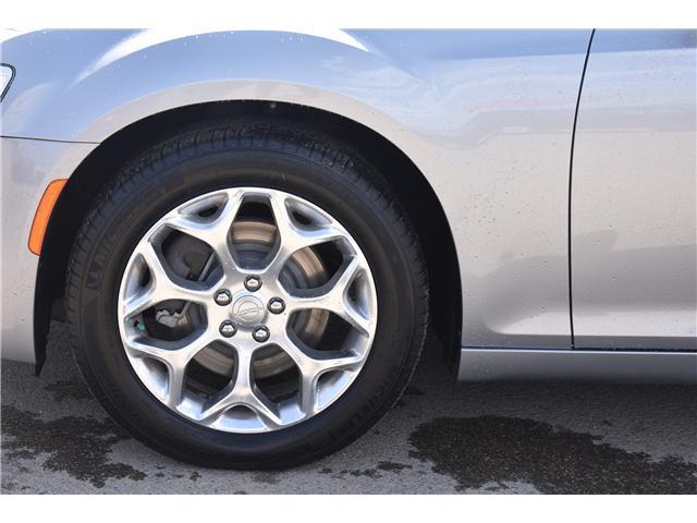 2017 Chrysler 300 C Platinum (Stk: p36607) in Saskatoon - Image 11 of 27