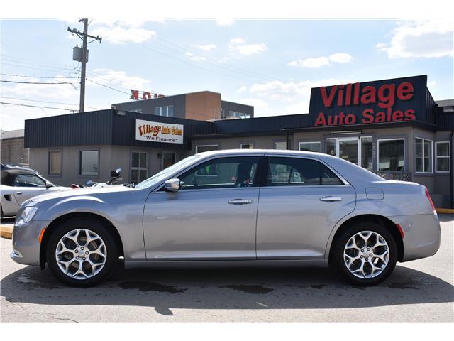 2017 Chrysler 300 C Platinum (Stk: p36607) in Saskatoon - Image 10 of 27