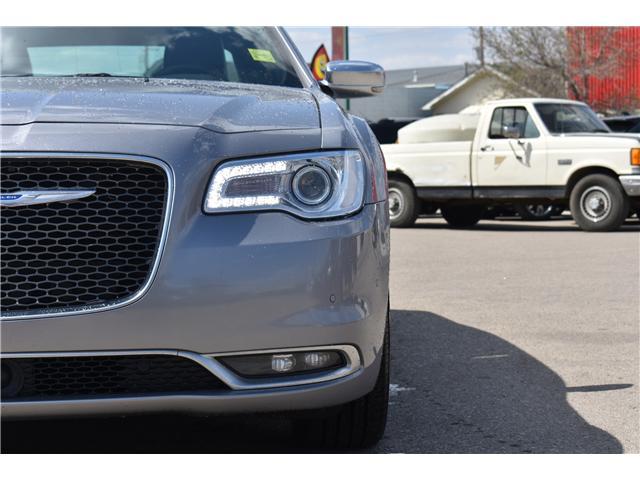 2017 Chrysler 300 C Platinum (Stk: p36607) in Saskatoon - Image 3 of 27