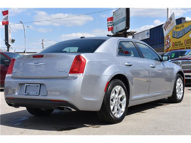 2017 Chrysler 300 C Platinum (Stk: p36607) in Saskatoon - Image 6 of 27