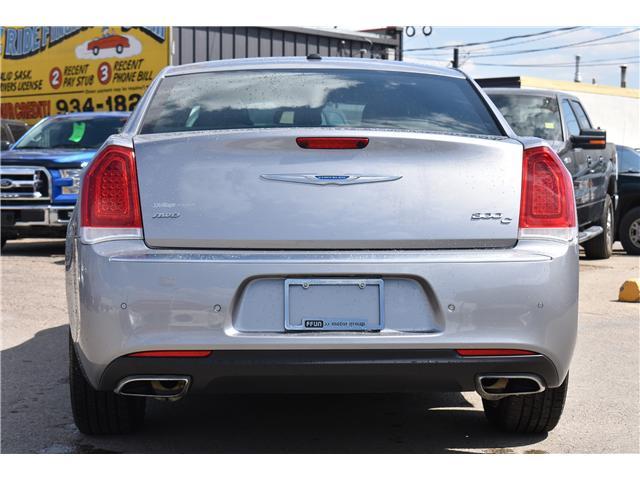 2017 Chrysler 300 C Platinum (Stk: p36607) in Saskatoon - Image 7 of 27