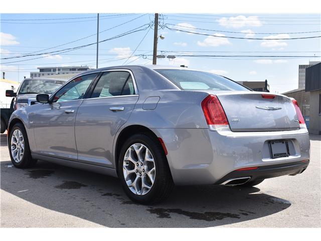 2017 Chrysler 300 C Platinum (Stk: p36607) in Saskatoon - Image 9 of 27