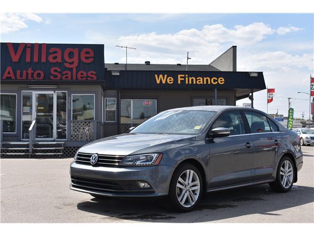 2015 Volkswagen Jetta 2.0 TDI Highline (Stk: t36590) in Saskatoon - Image 1 of 25