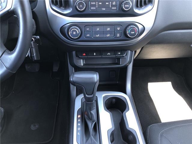 2018 Chevrolet Colorado LT (Stk: P36692) in Saskatoon - Image 15 of 21